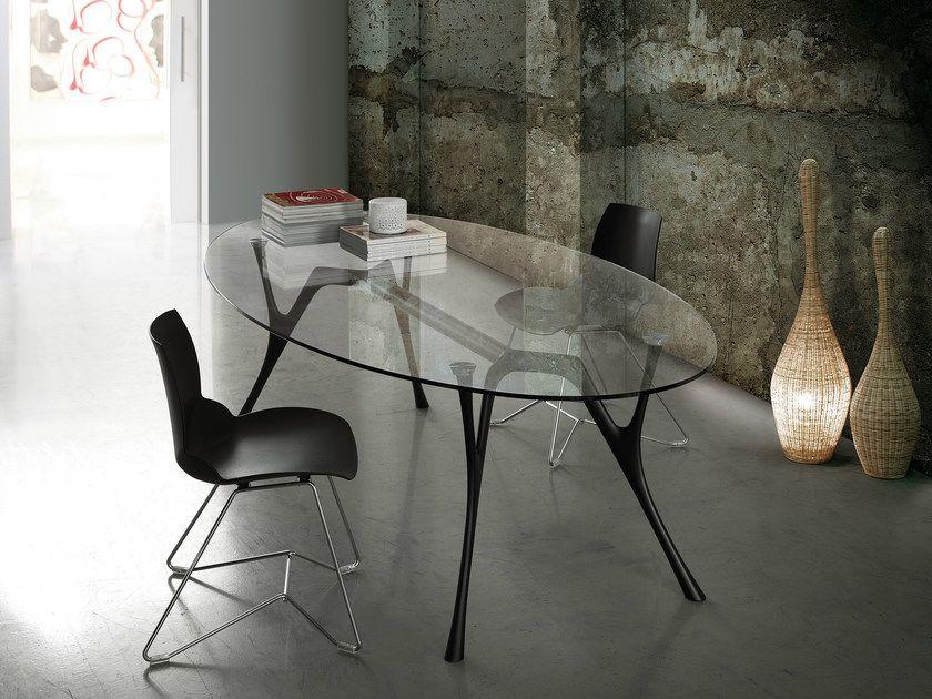 Scarica il catalogo e richiedi prezzi di Pegaso   tavolo ovale By ...