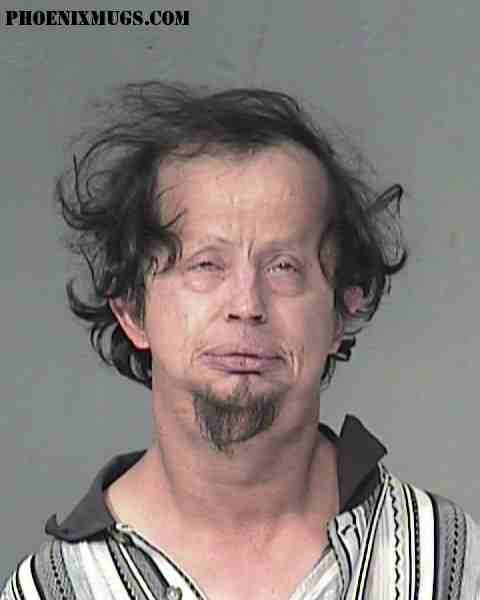 These have got to be instant contenders for worst mugshot of all