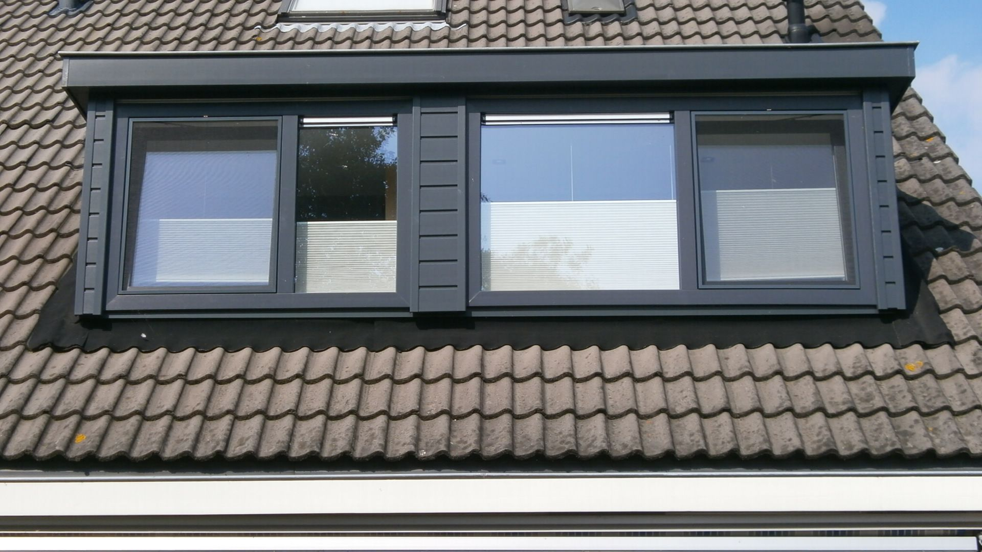 Dormer window ideas  dakkapel antraciet  home  pinterest  dormer ideas dormer windows