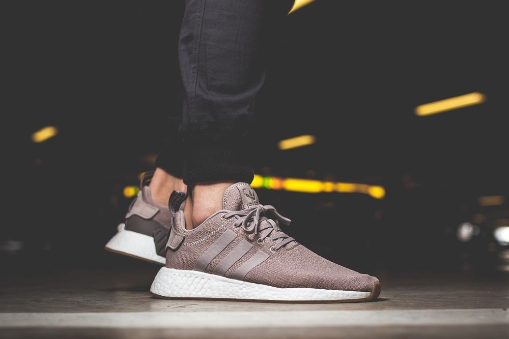 dd6a6af21 ADIDAS NMD R2 VAPOUR GREY   BRANCH LIMITED EDITION SNEAKERS ALL SIZES   adidas  RunningShoes