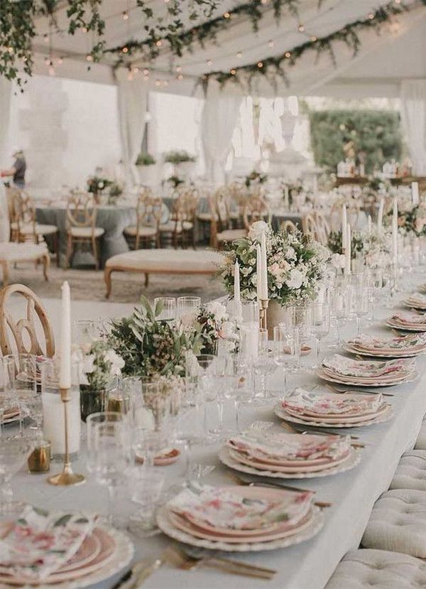 30 Totally Brilliant Garden Wedding Ideas for 2020