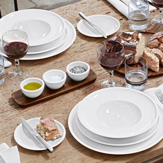 Villeroy Boch Artesano Original Dinnerware Collection Made Of Premium Porcelain Dinnerware Villeroy Boch Dinnerware Set Modern