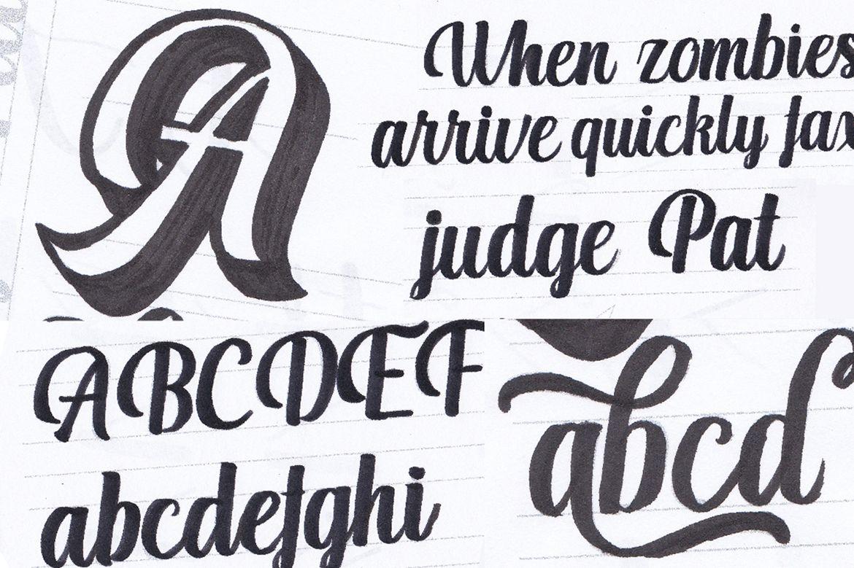 Aprilea Script (Font) by Debut Studio (With images