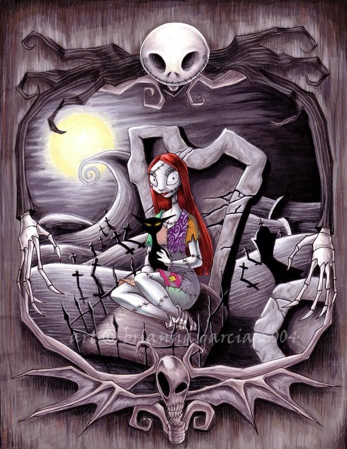 Pin by Kendra Page on tattoos for me Pinterest Nightmare Before