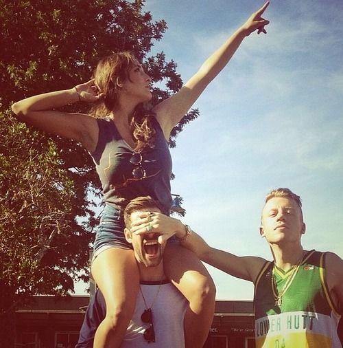Jackie, Ryan, & Ben