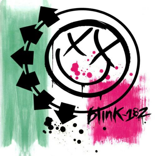 Download Blink 182 Album Blink 182 With High Quality Audio Free Download Songs Rock Pop Metal Blue Blink 182 Album Cover Blink 182 Blink 182 Albums
