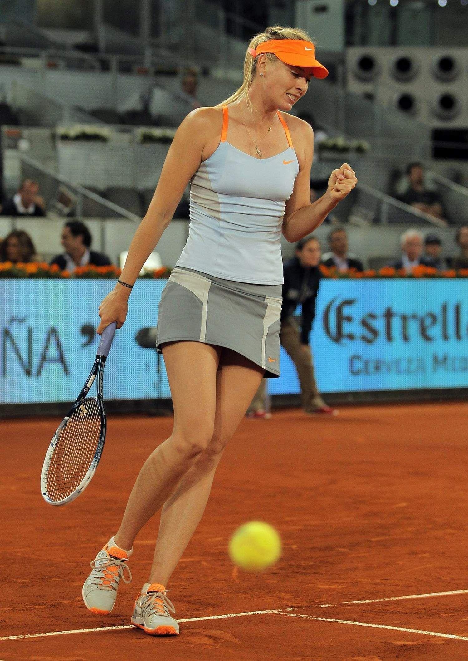 Ana Ivanovic - Mutua Madrid Open 2015 Day Two - celebsla.com