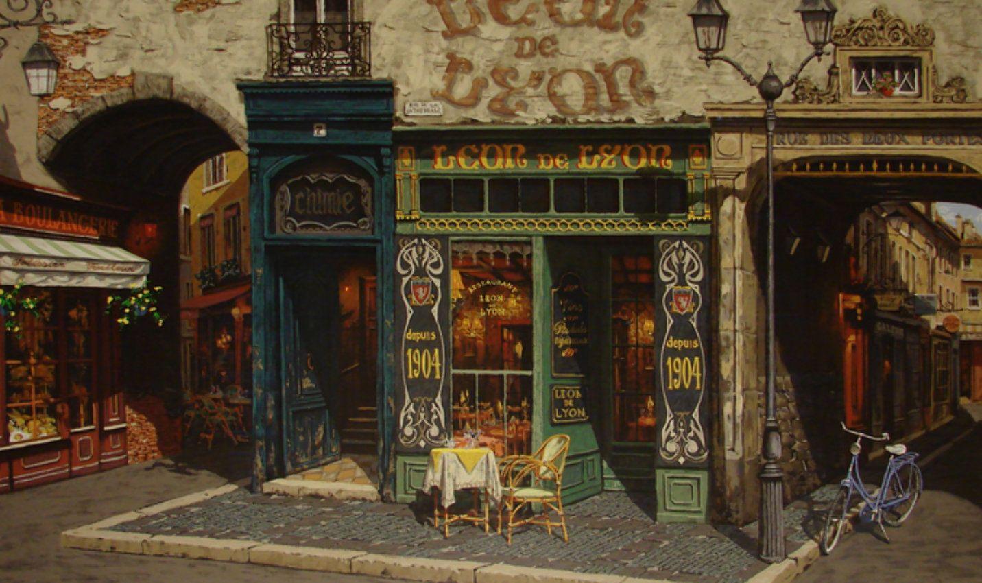 Leon De Lyon by Victor Shvaiko
