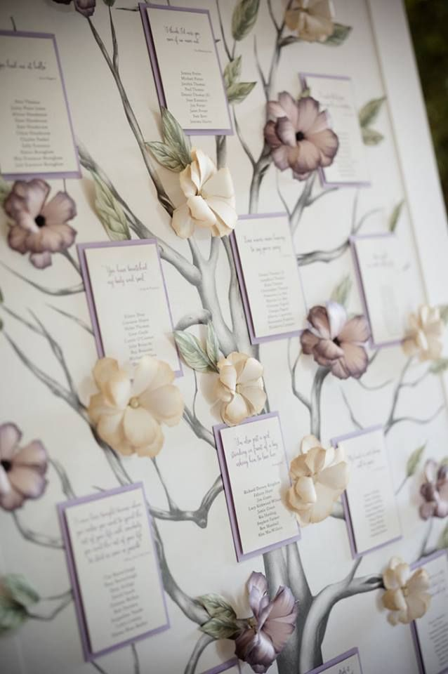 Wedding table plan 3d paper craft flowers with hand drawn pencil wedding table plan 3d paper craft flowers with hand drawn pencil tree junglespirit Choice Image