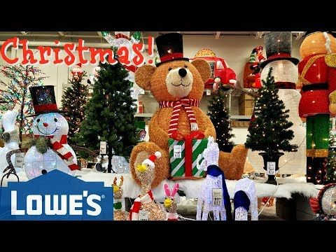 lowes christmas decorations elvis christmas 2017 youtube - Lowes Christmas Decorations 2017