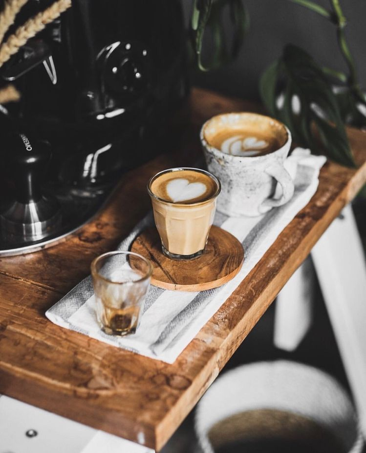 Coffee Wallpapers for iPhone and Android. Click the link