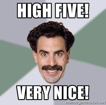 Borat Meme 's - Mega Memeces