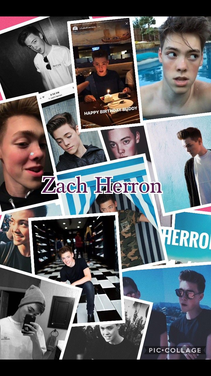 Happy Birthday Zach Herron With Images Zach Herron Happy Birthday Buddy Why Dont We Band