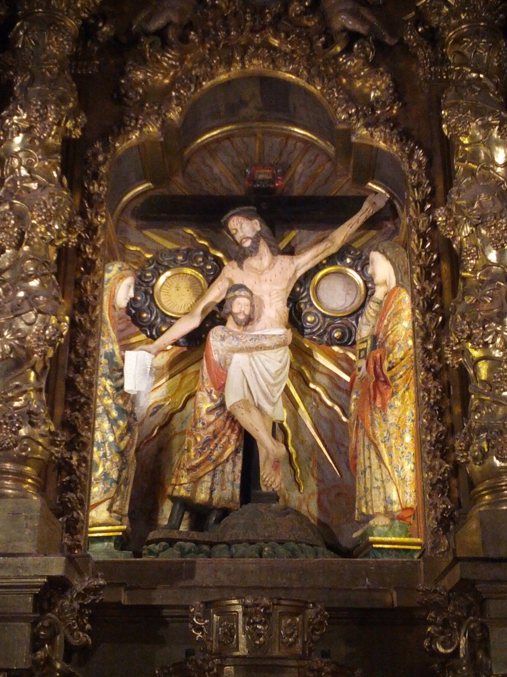 Cristo de los milagros. www.tu-guia.es