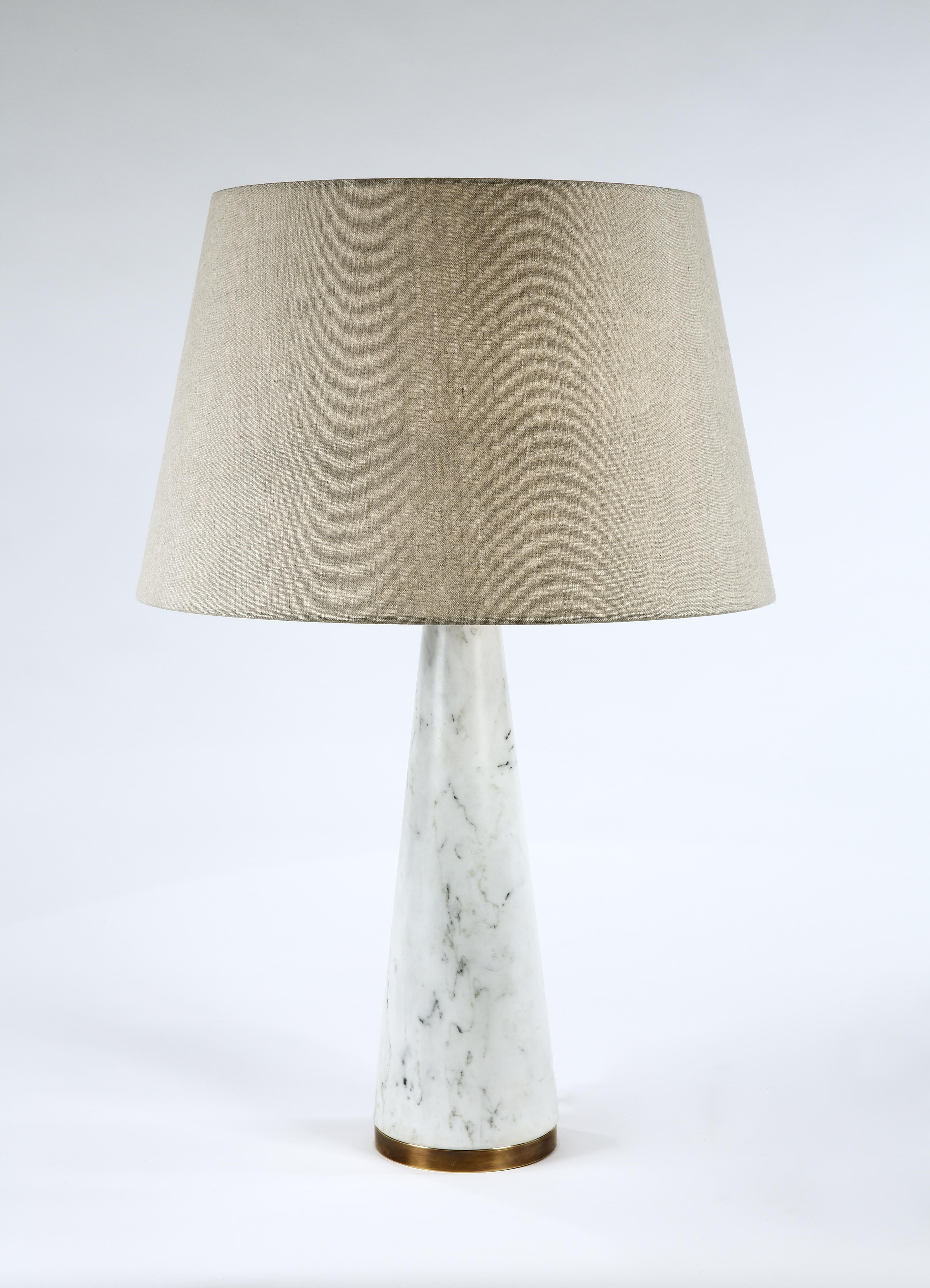 The marble cone lamp by rose uniacke rose uniacke table lamps the marble cone lamp by rose uniacke rose uniacke table lampsmarbles geotapseo Gallery