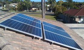 A 1 5kw Residential Solar Power System Will Generate About 6 3 Kwh Day If Your Daily Power Consumption Solar Panels For Home Solar Panel Cost Roof Solar Panel