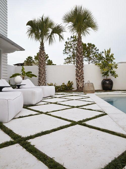 large format square concrete pavers - Google Search | h o m e ...