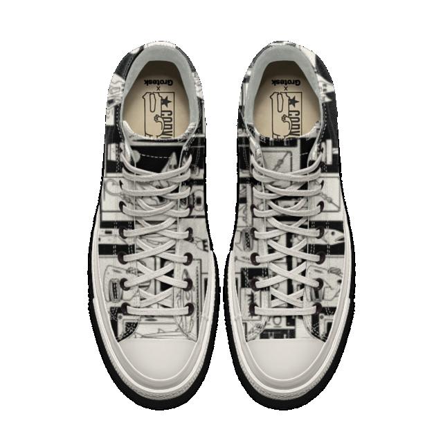 423be26194b7 Converse Custom x Grotesk Chuck  70 High Top Shoe
