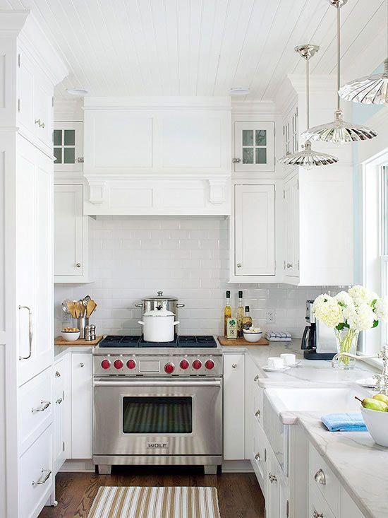 7 Smart Strategies for Kitchen Remodeling #smallkitchenorganization
