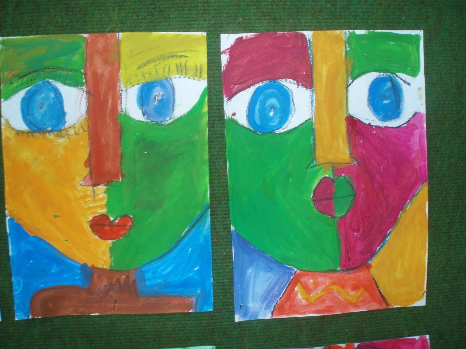 Kindergarden Art Class Picasso Room- Readiness K4-5 Kindergarten