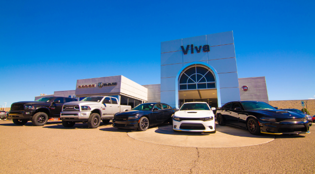 Viva Chrysler Dodge Jeep Ram Fiat Of Las Cruces New Dodge Jeep