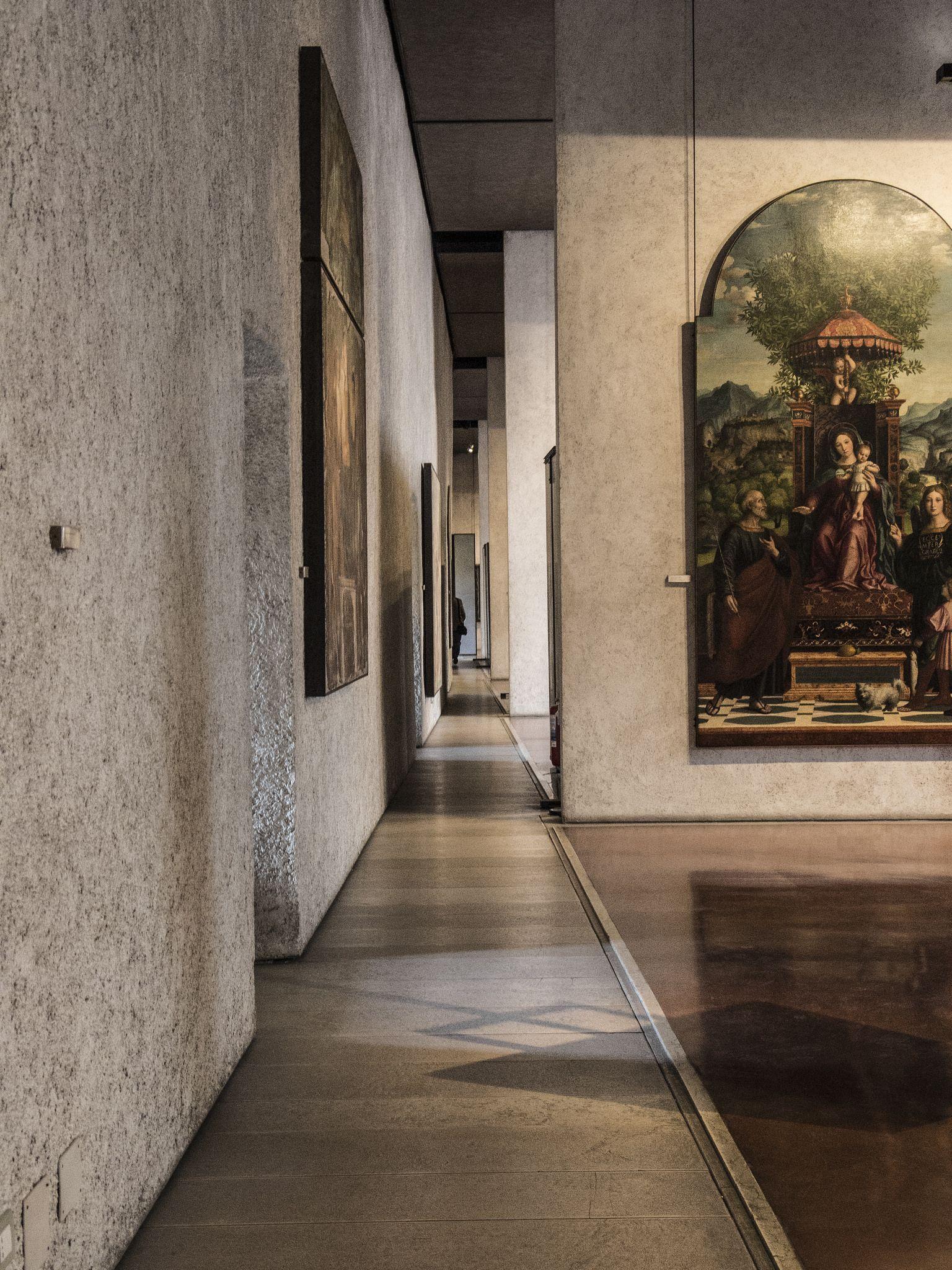 Castelvecchio Museum Verona By Architect Carlo Scarpa