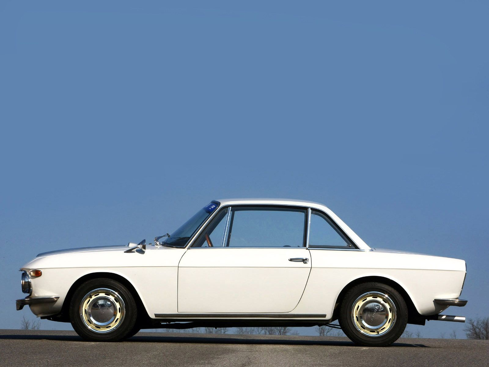 One of the most appreciated Lancia's masterpiece: the Fulvia Coupè