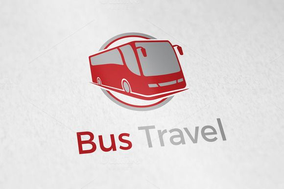 Bus Travel Logo Bus Travel Travel Logo Bus