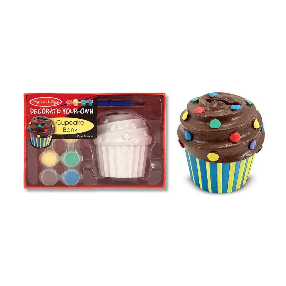 Alcancía Cupcake