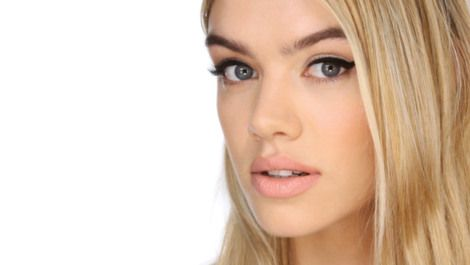 'Baby Bardot' Fresh Spring Make-up Look - This tutorials features a version of the make-up I did on Kate Winslet for the cover of Bazaar. A fresh, cute spring look with simple touches and soft peachy tones.  You can see the Bazaar cover shoot this make-up is inspired byhere.  You can als...