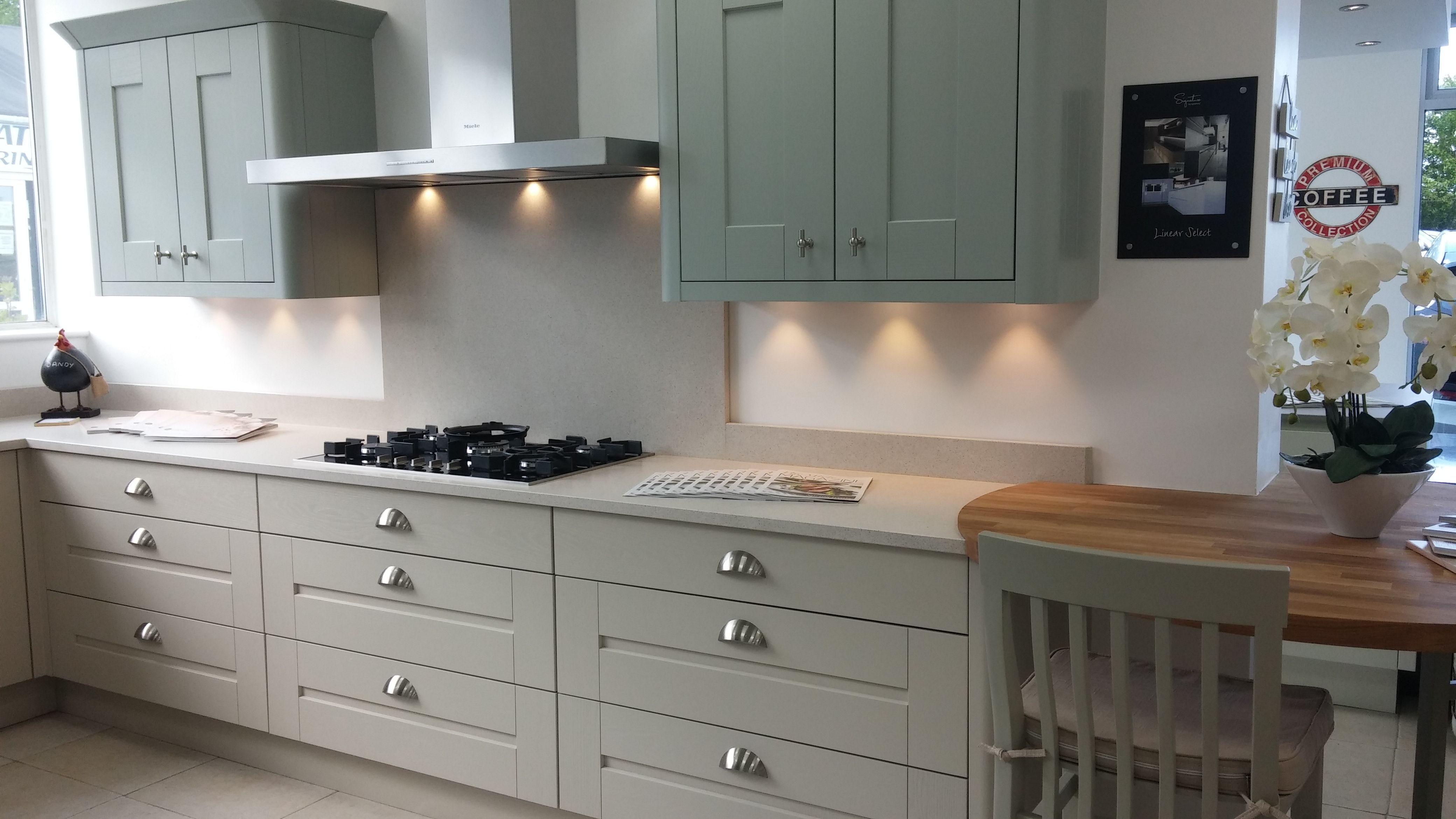Image Result For Quartz Splashback Worktop Kitchen