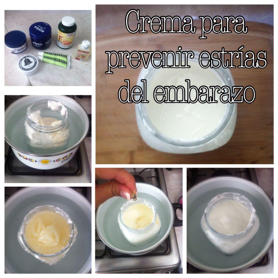 Crema Para Prevenir Estiras En El Embarazo 1 Tarro De Vidrio 2