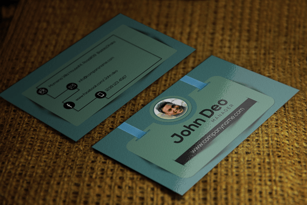 Cool And Elegant Business Card Psd 11 Business Card Psd Elegant Business Cards Free Business Card Templates