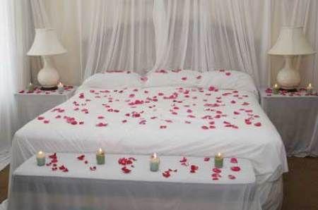 Pin by Fiona Allan on Wedding   Romantic bedroom design ...