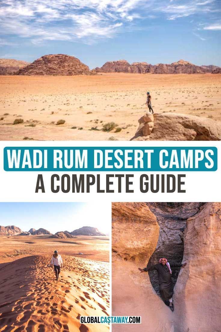 Wadi Rum Camping - All You Need to Know (2020 edition)
