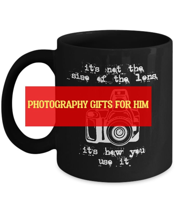 photography gifts for him