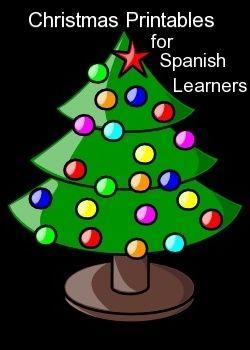 Printable Spanish Christmas Activities
