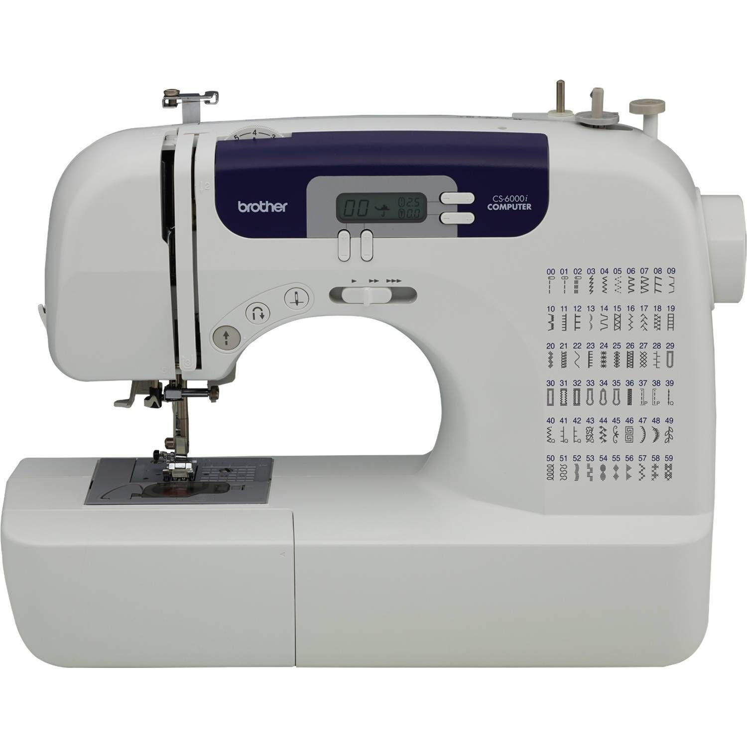 Brother CS6000i Sewing Machine With 60 Built In Stitches