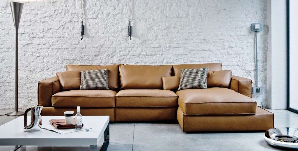 Pin By Tali Barak On סלון Leather Couch Sectional Sofa