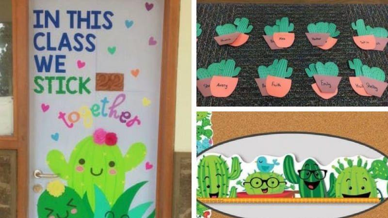 22 Super Sharp Cactus Classroom Theme Ideas -  Cactus Classroom Theme Ideas – WeAreTeachers  -
