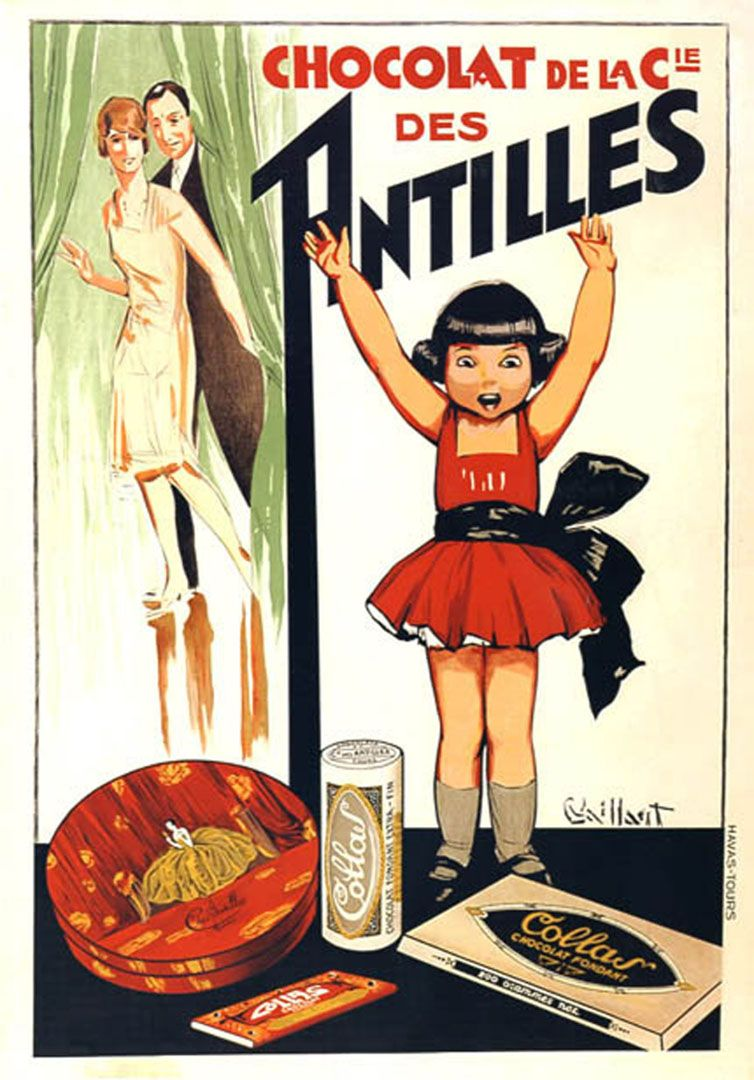 Antilles Milk Chocolate - Vintage Food And Drink Posters Wallpaper ...