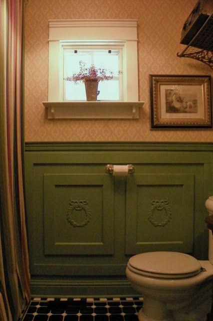 brambly wallpaper bathroom paneling custom bathroom on laundry room wall covering ideas id=95189
