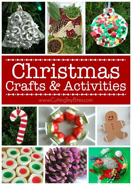 Christmas Crafts And Activities Learning Activities Gift Guides