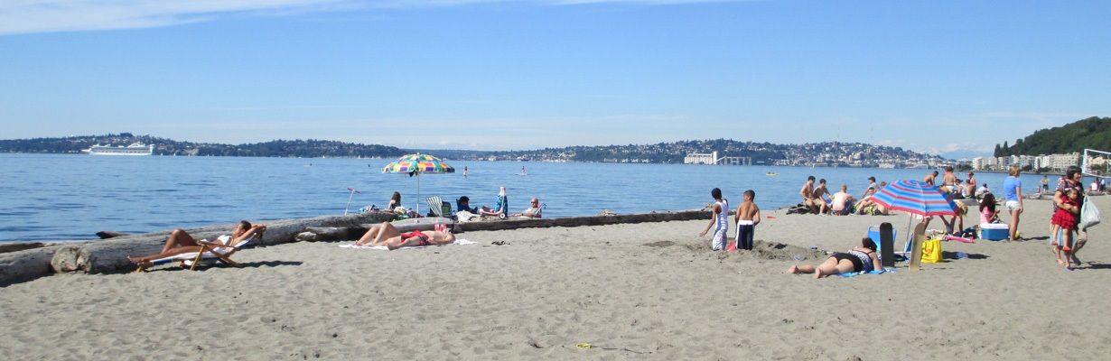 Best Beach - Alki Beach West Seattle | Expedia Viewfinder