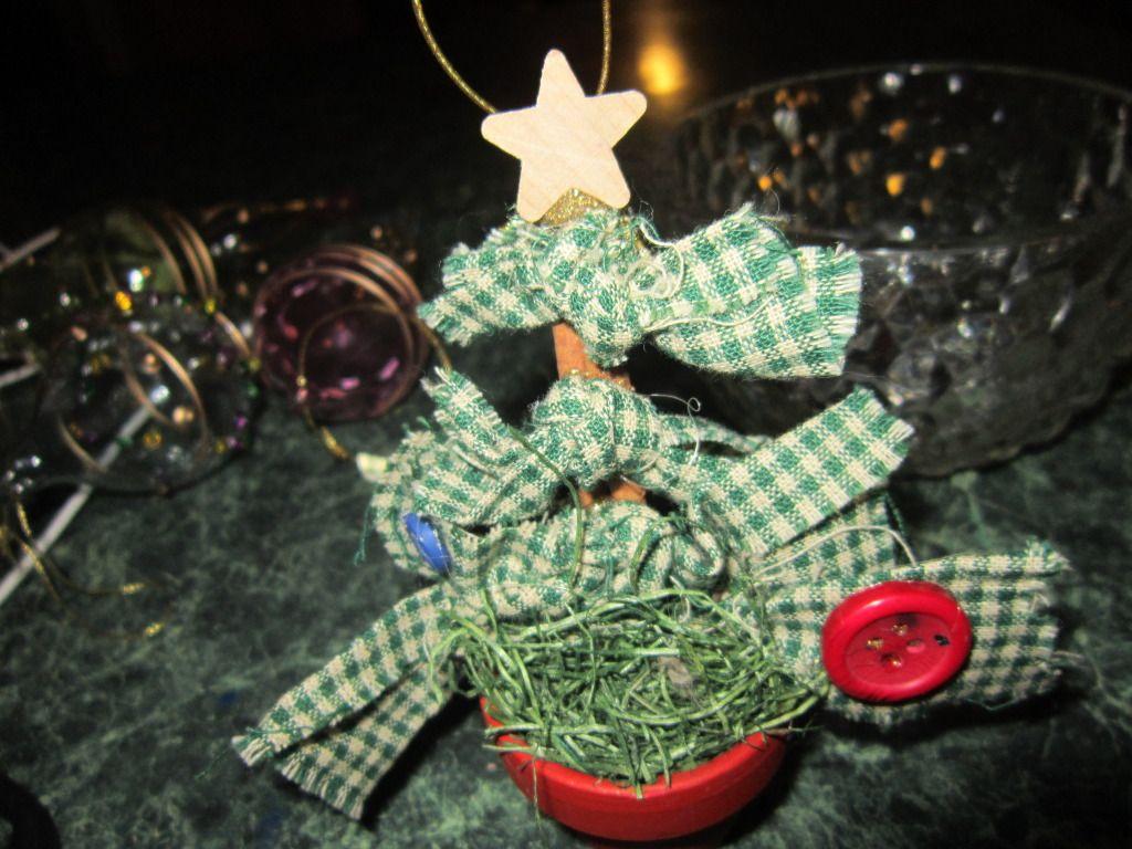 Christmas Tree ornament /handmade