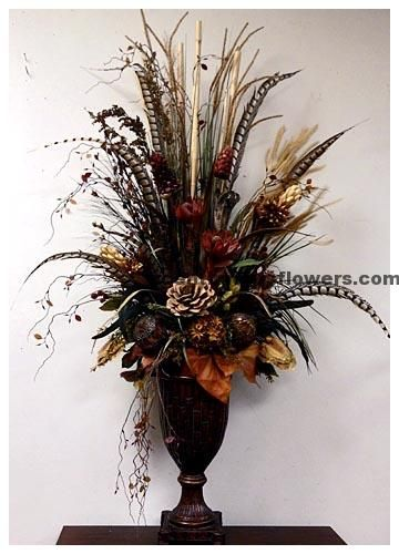 Dried Flower Arrangements In Vases And Dried Flower Bouquet Etsy