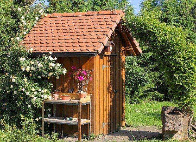 Quelle toiture abri de jardin for Toiture abri de jardin