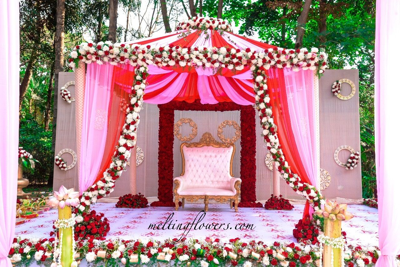 Wedding stage decoration images in hd  Unique And Different Reception Stage Decoration Ideas  Reception