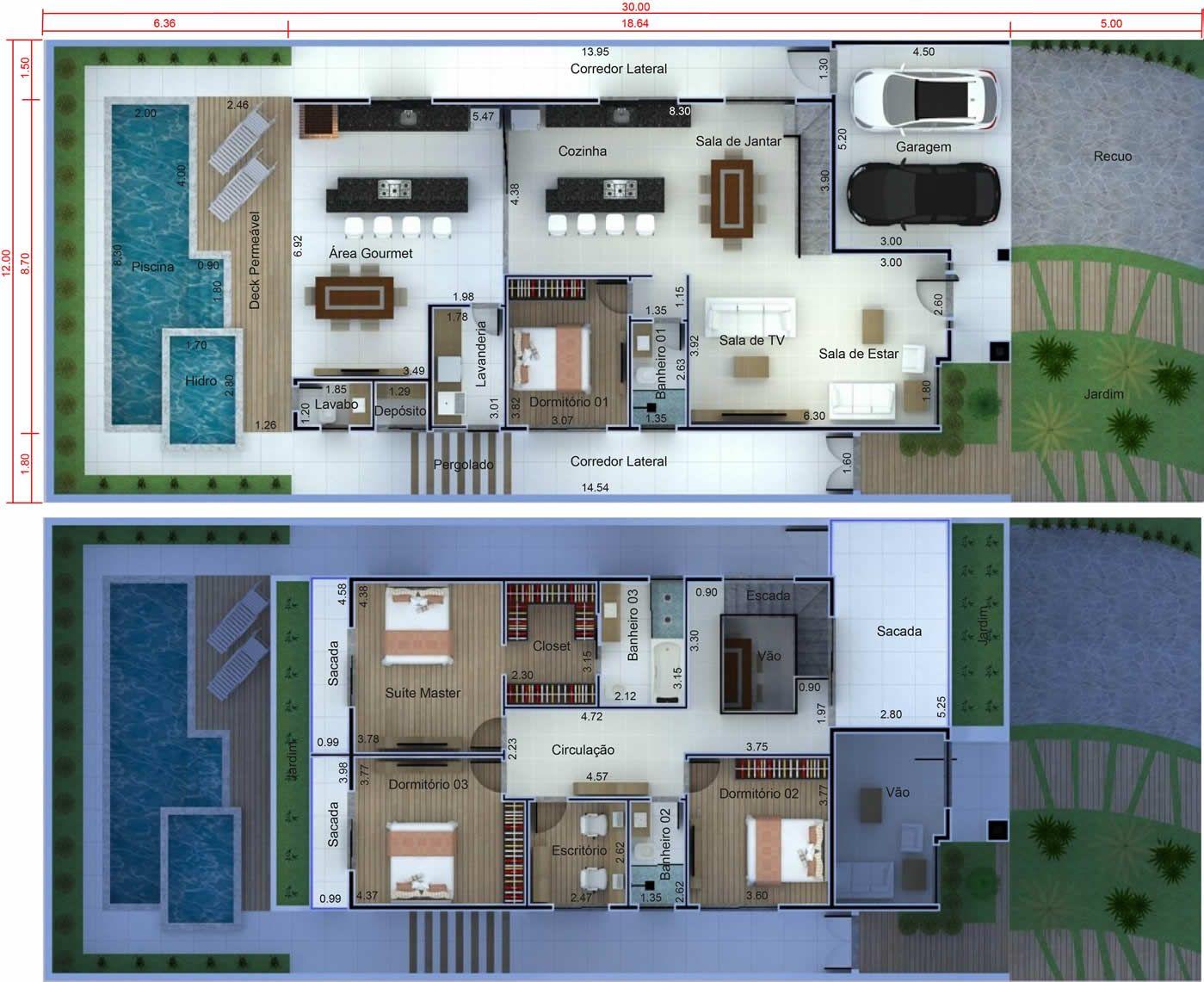 Pin Em House Plan