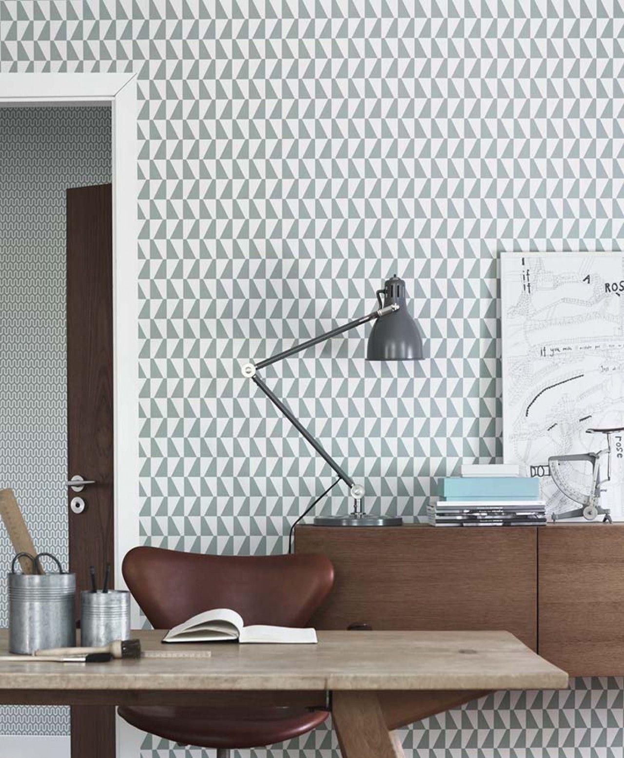 papier peint tendance scandinave balder de papier peint des ann es 70 papier peints. Black Bedroom Furniture Sets. Home Design Ideas